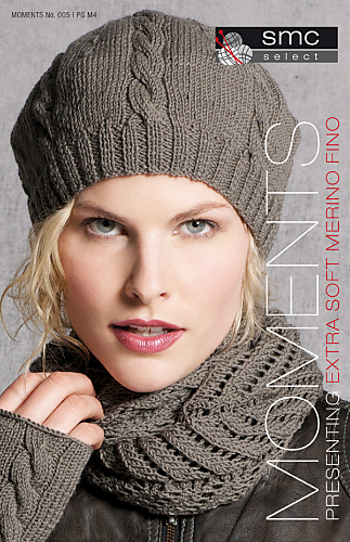 Moments in Merino Fino Patterns - Happy Ewe