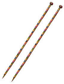 Knit Picks Straight Rainbow Kntting Needles - Happy Ewe