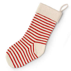 Candy Cane Stocking Kit Scarlet & Snow - Happy Ewe