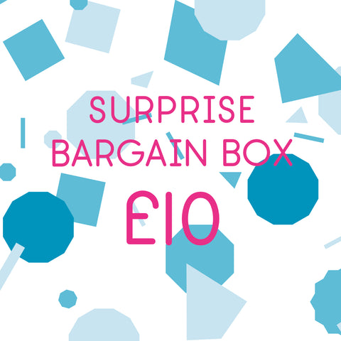 SURPRISE BARGAIN BOX