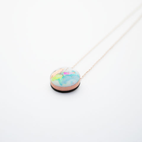 FLUX Dot Necklace