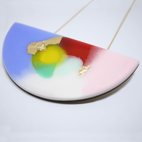 ART Curve Necklace