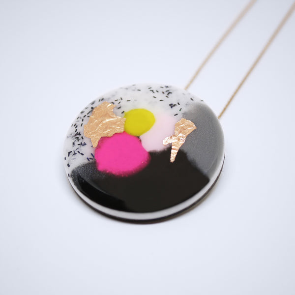 SYNTH Round Necklace