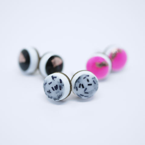 SYNTH Mini Earring Set