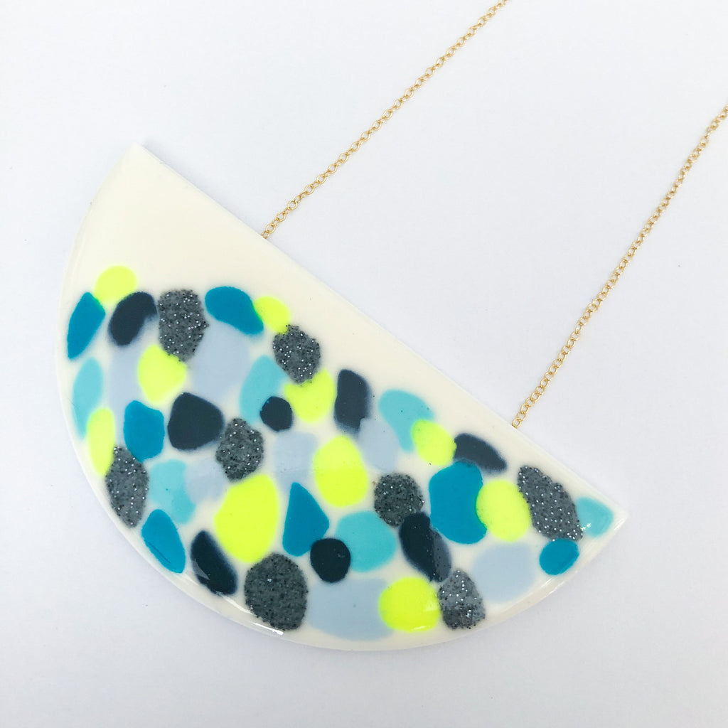 SPARK Curve Necklace – Sample