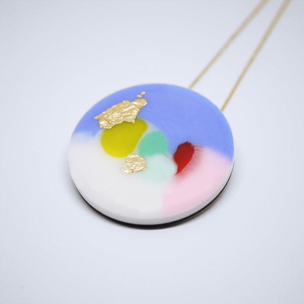 ART Round Necklace