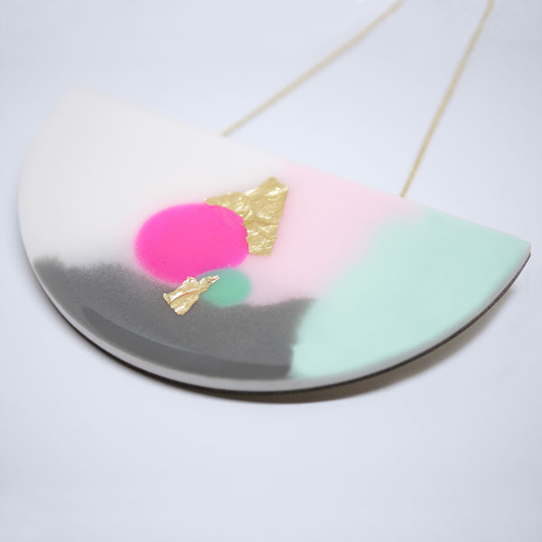DREAM Curve Necklace