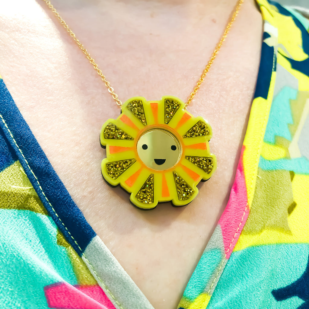 Alright, Sunshine?! Necklace