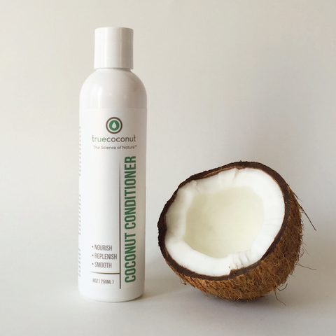 Coconut Oil Conditioner