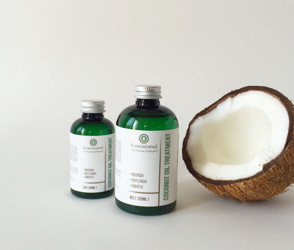 Coconut Oil Treatment