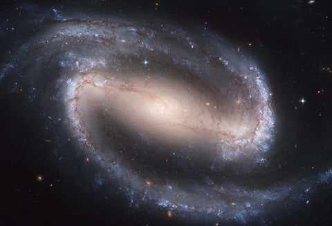 Barred Spiral Galaxy NGC 1300 Fine Art Print