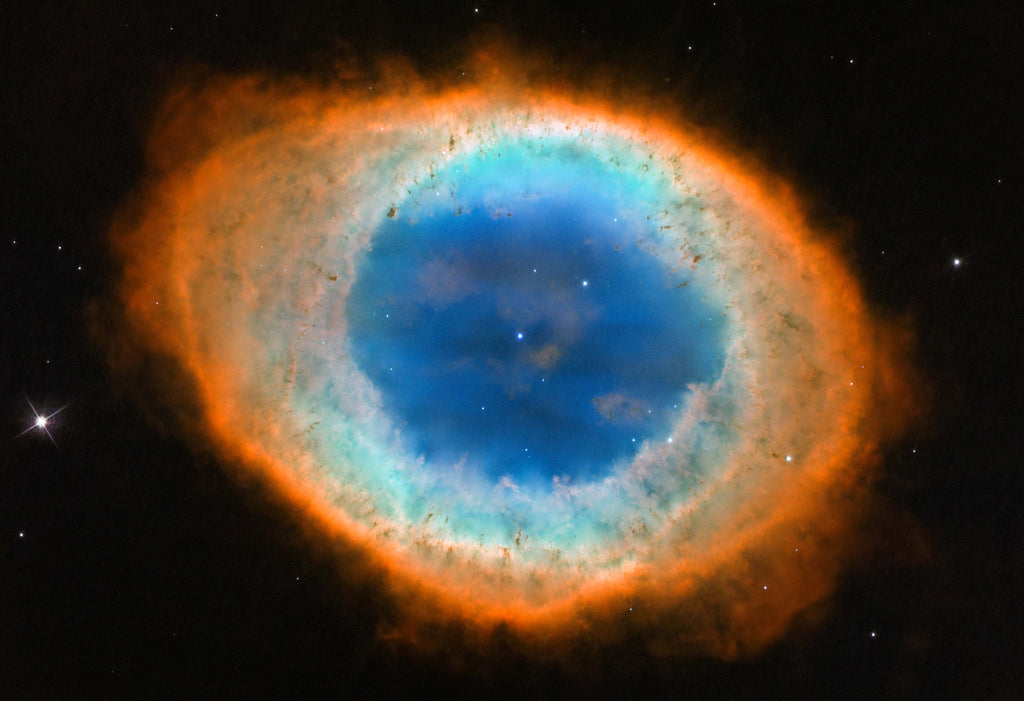 Hubble Captures a Ring