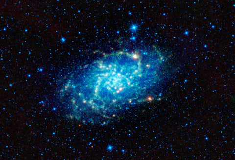 Local Galaxy M33 Fine Art Print