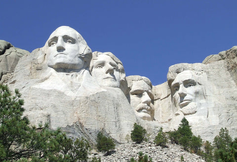 Mount Rushmore Fine Art Print