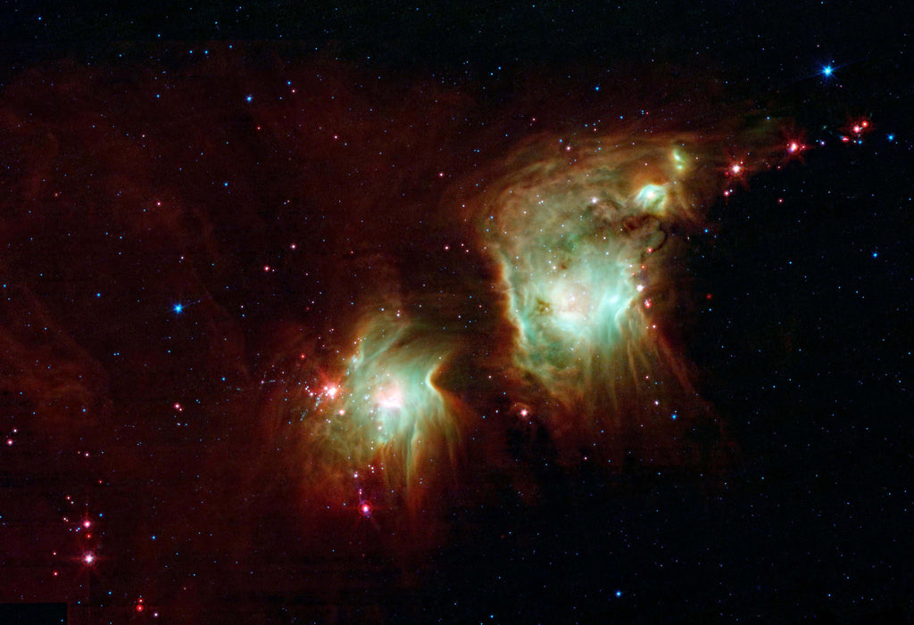 Star Forming in Orion