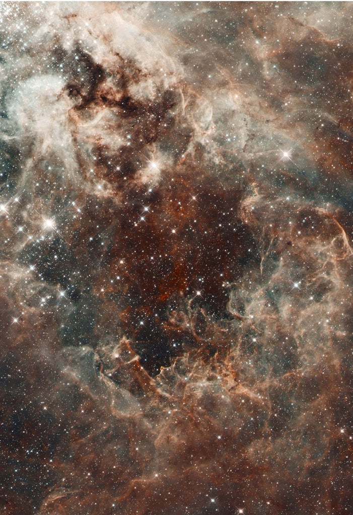 Tarantula Nebula in Large Magellanic Cloud