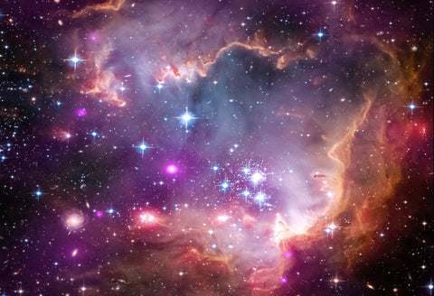 Wing of the Small Magellanic Cloud Fine Art Print