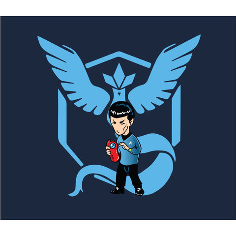 Boldly GO - Team Mystic
