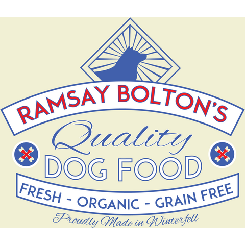 Ramsay Bolton's Quality Dog Food
