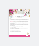 Blogger Content Marketing Template Pack