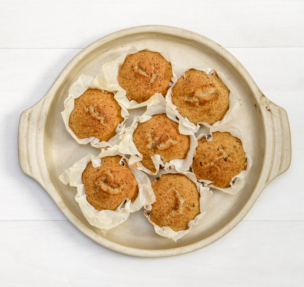 Breakfast Mini Muffins - Bib & Spoon