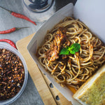 Spaghetti Bolognese with Bone Broth