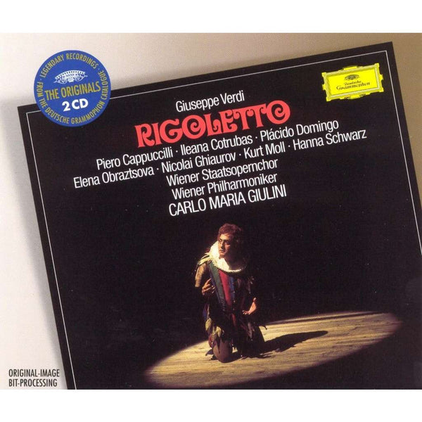 Rigoletto CD + Libretto