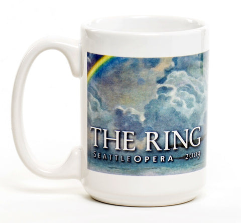 <font color= red>SALE</font> Ring Valhalla Ceramic Mug