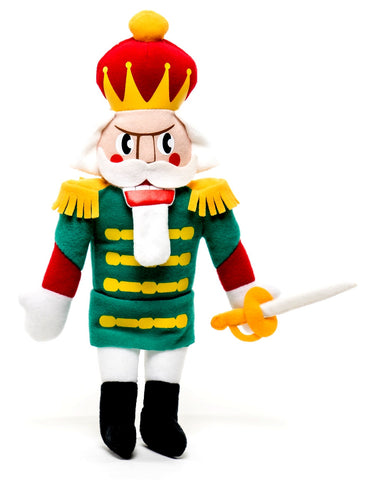 Nutcracker Prince Plush