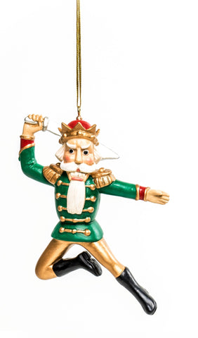 "<font color= ""red""> SALE </font>Nutcracker Prince Ornament"