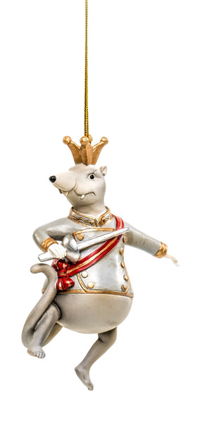 Mouse King Ornament