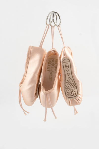 PNB Pointe Shoe Keyring