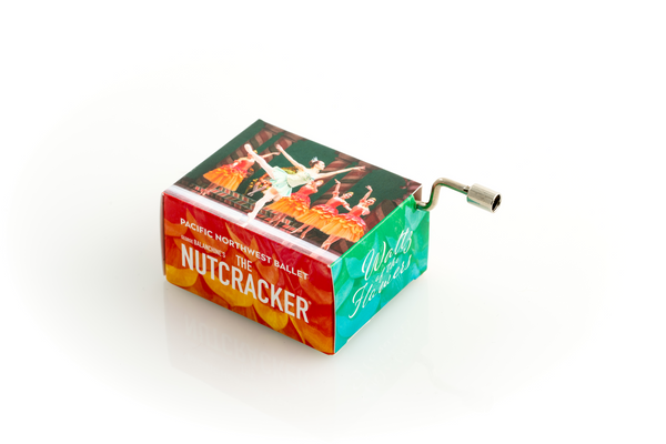 The Nutcracker Music Box