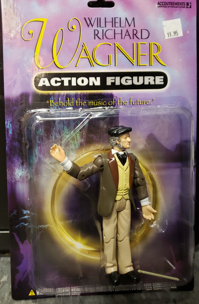 Wagner Action Figure