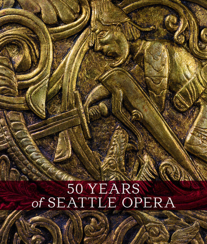 "<font color= ""red"">SALE </font> 50 Years of Seattle Opera"