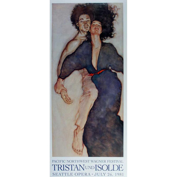 Tristan and Isolde Poster 1981