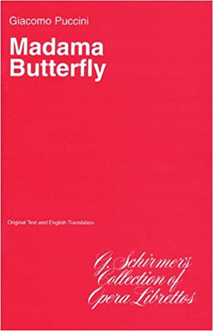 Madame Butterfly Libretto