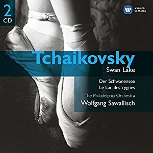 Tchaikovsky: Swan Lake CD