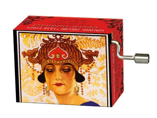Turandot Music Box