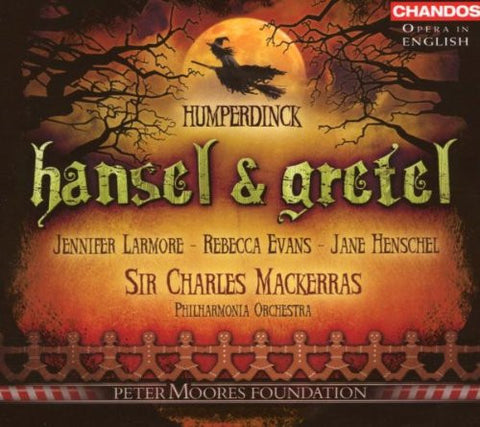 Hansel & Gretel CD + Libretto