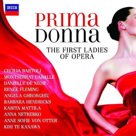 Prima Donna The First Ladies of Opera CD