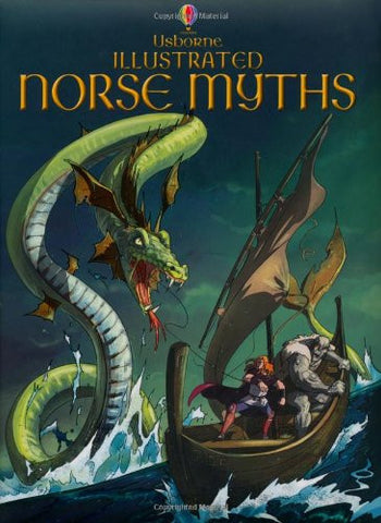 Illustrated Norse Myths