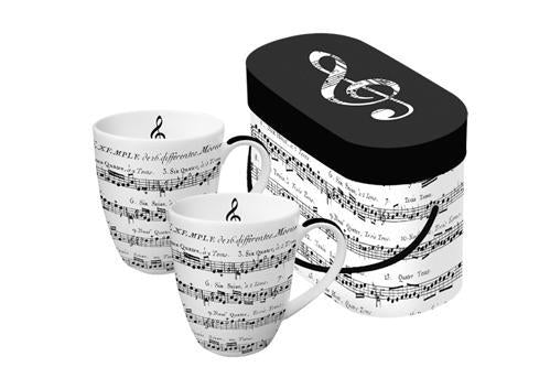 Adagio Double Mug Set