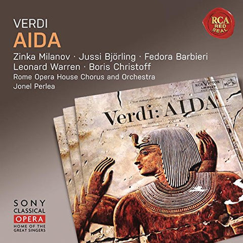 Aida CD + Libretto