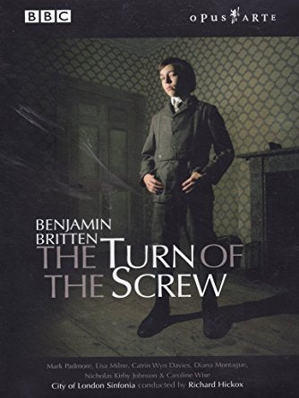 The Turn of the Screw DVD