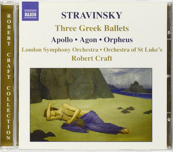 Three Greek Ballets CD