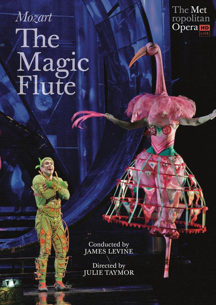 The Magic Flute DVD