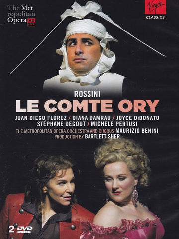 The Count Ory DVD
