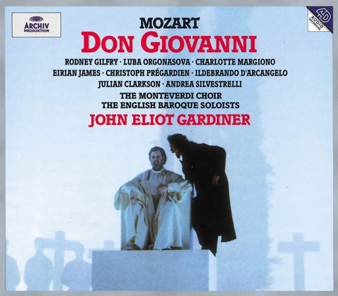 Don Giovanni CD + Libretto