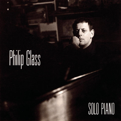 Philip Glass: Solo Piano CD